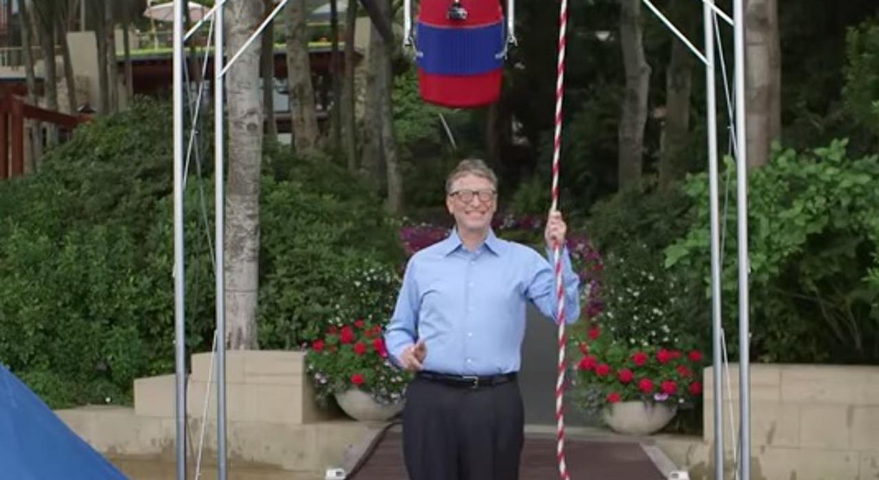El 'reto' de Zuckerberg y Bill Gates ya lleva 15.6 mdd