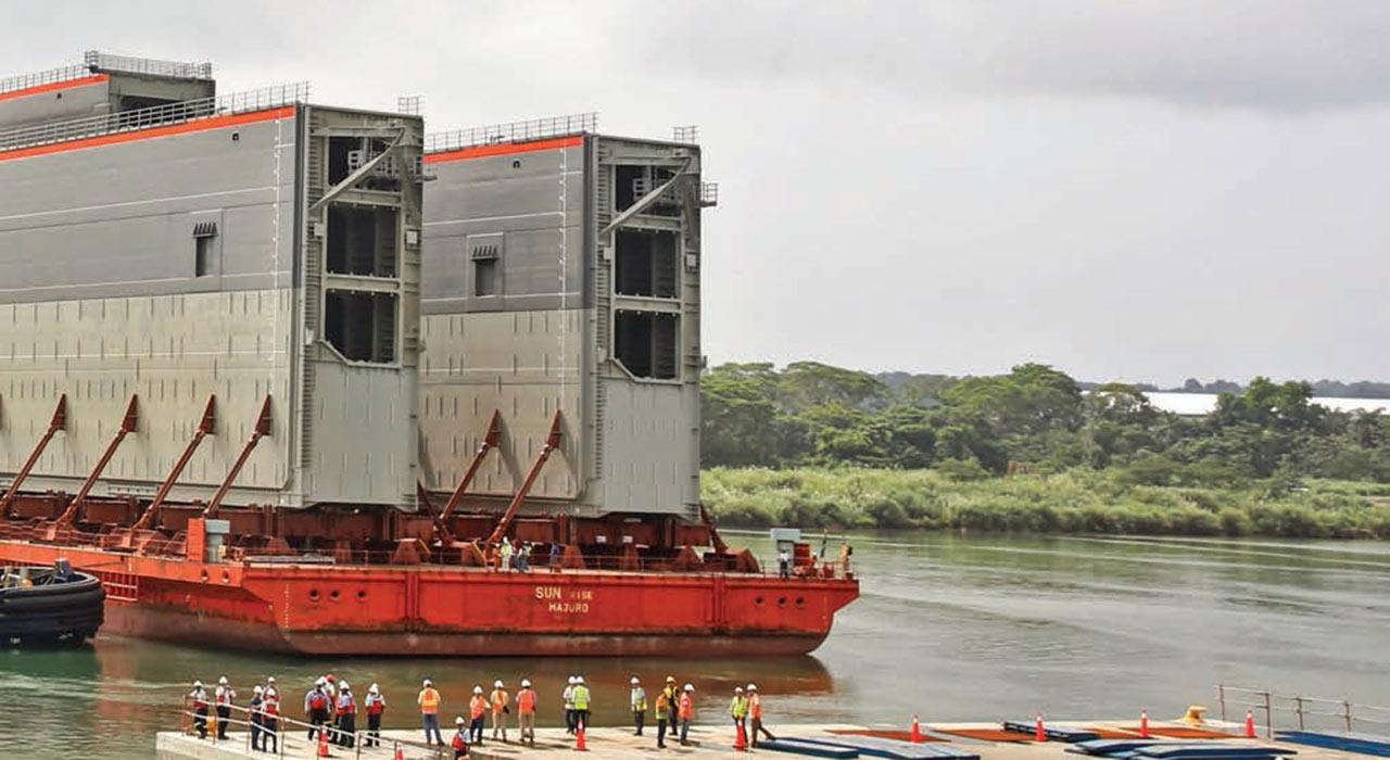 México, entre los 5 que usan más el Canal de Panamá