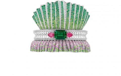 Dior reinterpreta la moda a través de sus joyas