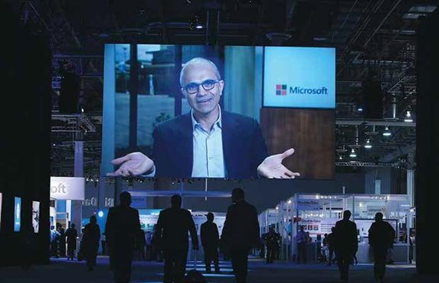 Microsoft permitirá a sus empleados trabajar desde casa de manera permanente