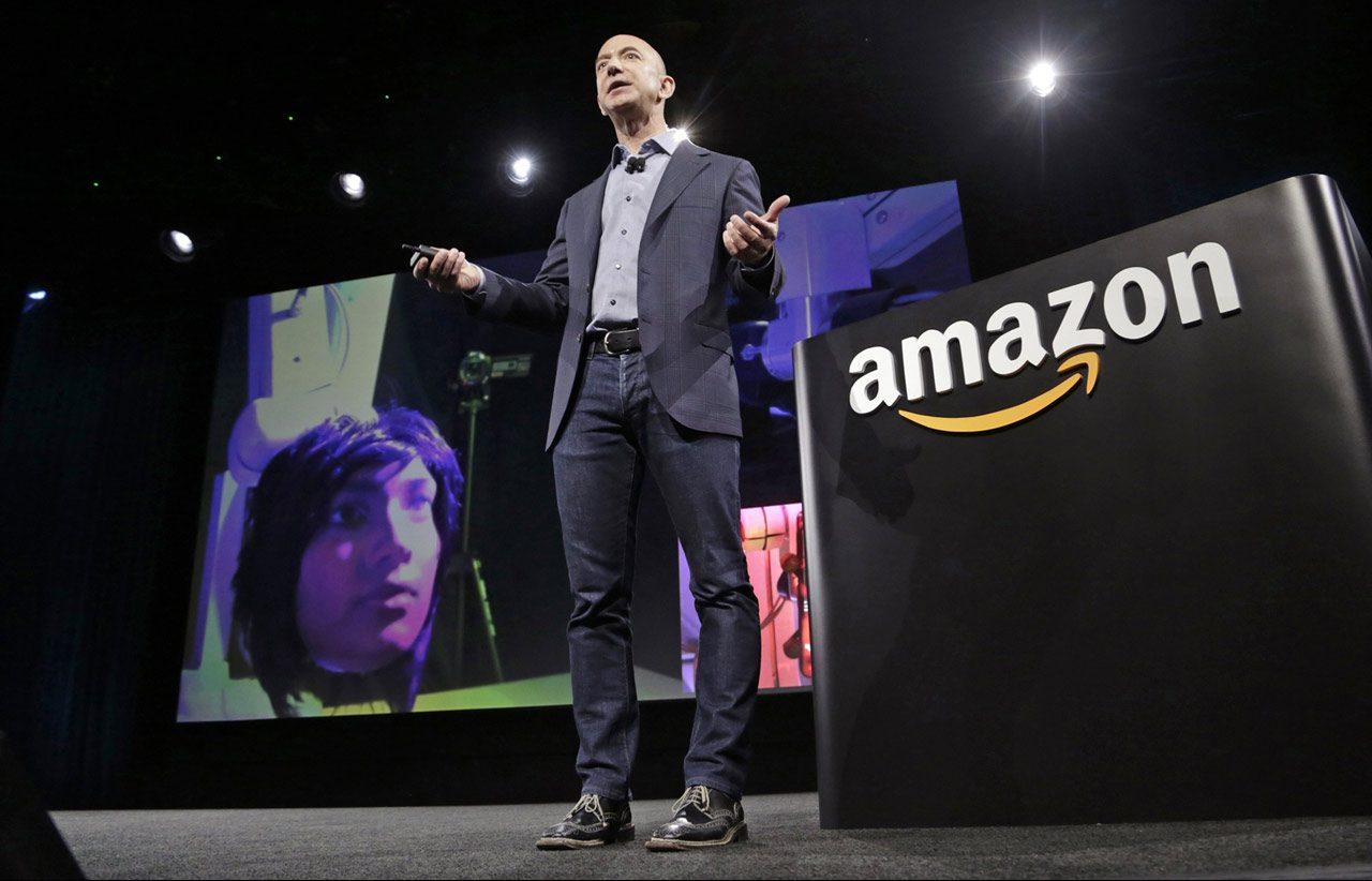 Jeff Bezos venderá 1,000 mdd en acciones de Amazon para viajar al espacio
