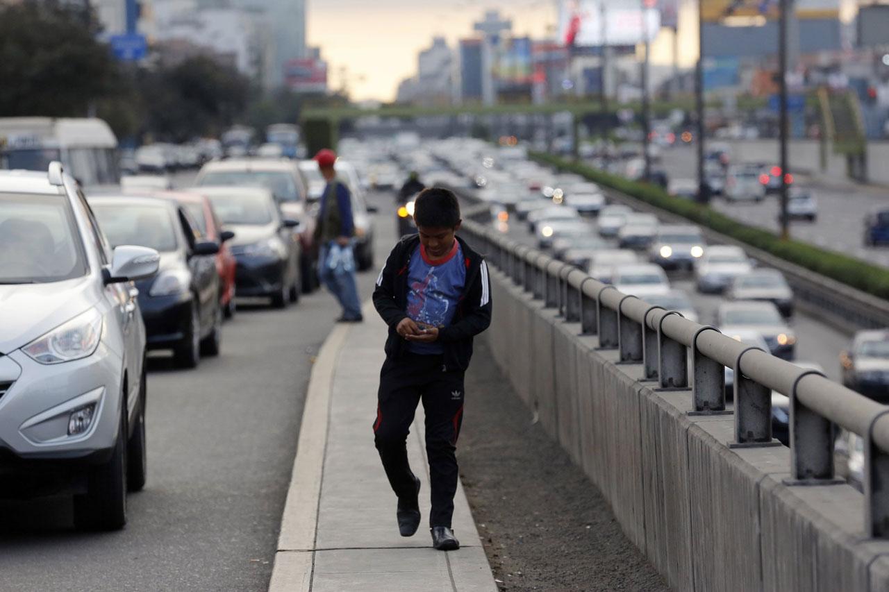 El alto costo de los incidentes viales para los países en desarrollo / II