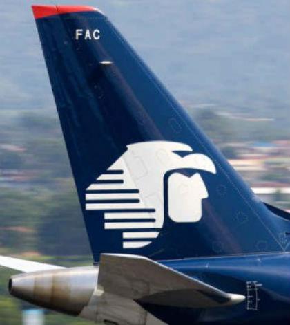 Aeroméxico permitirá usar dispositivos electrónicos durante todo el vuelo