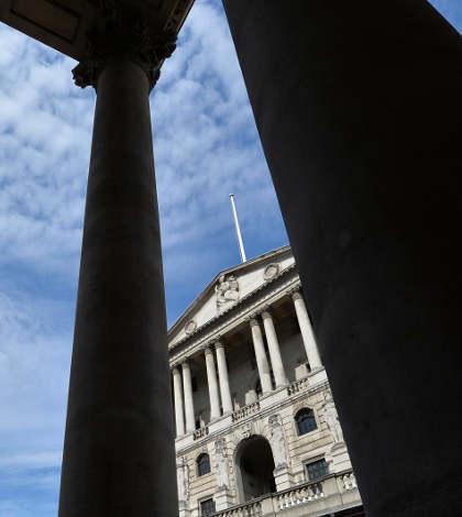 Alza de tasas se aproxima: Banco de Inglaterra