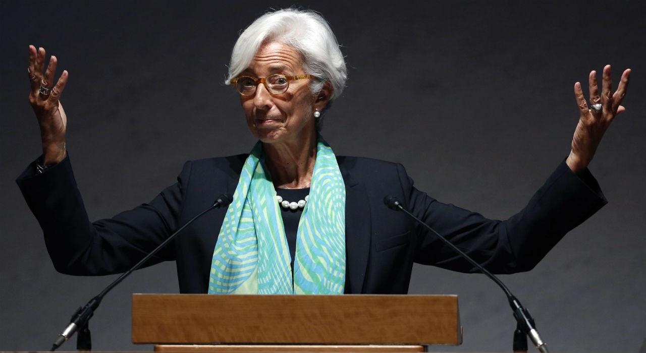 Hasta el FMI demanda quita deuda a Grecia