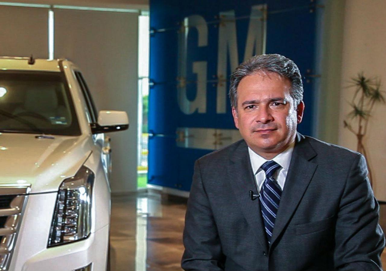 GM: industria automotriz saldrá del bache al cierre de 2014