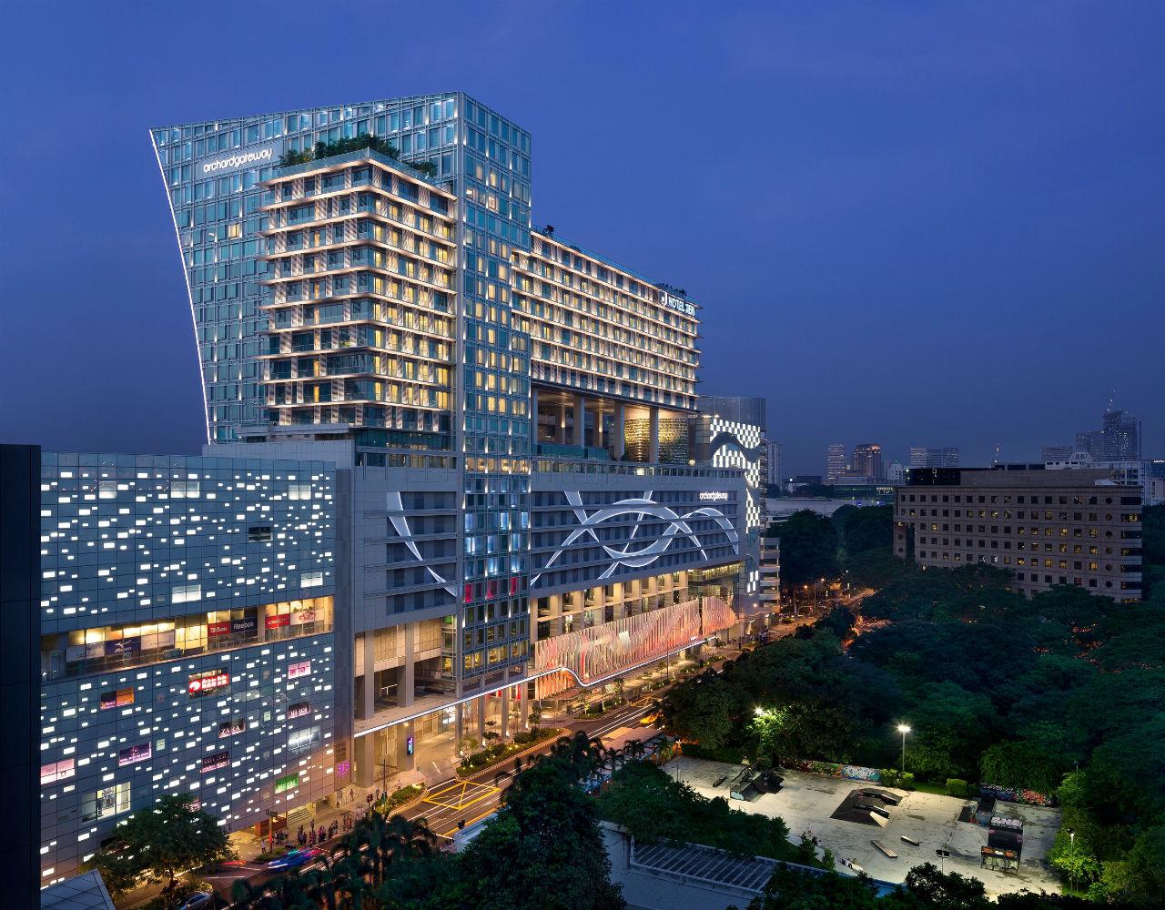 El hotel Jen, un revolucionario concepto de estancia