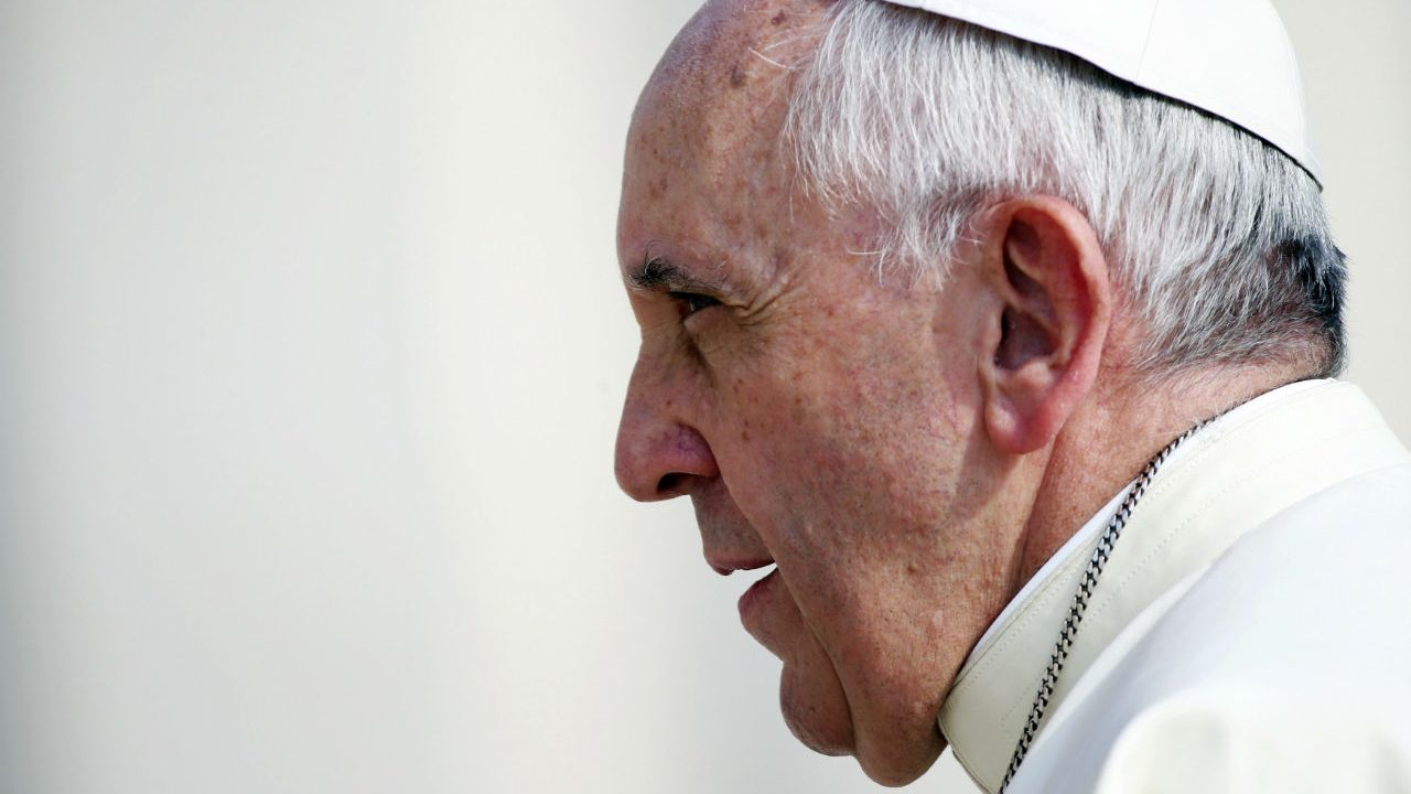 Estrenan en Cannes un documental sobre el Papa Francisco
