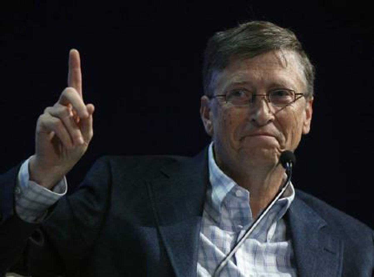 El discurso que Bill Gates dio a los recién graduados de Columbia