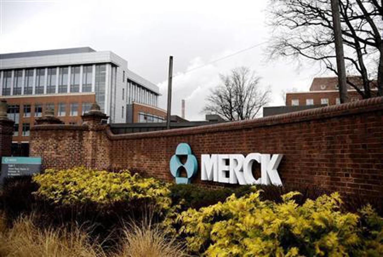Fármaco estrella de Merck desploma sus acciones