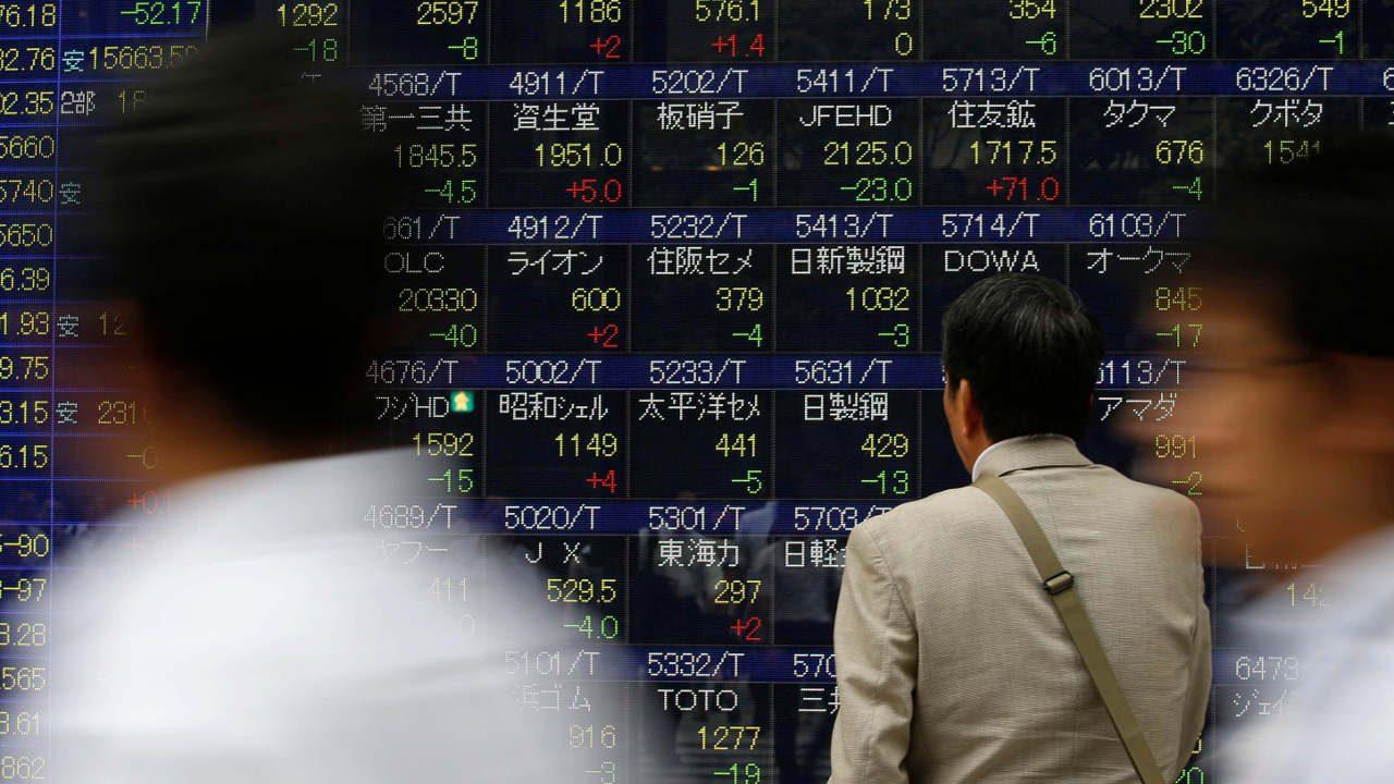 Nikkei registra su nivel más alto en 26 años