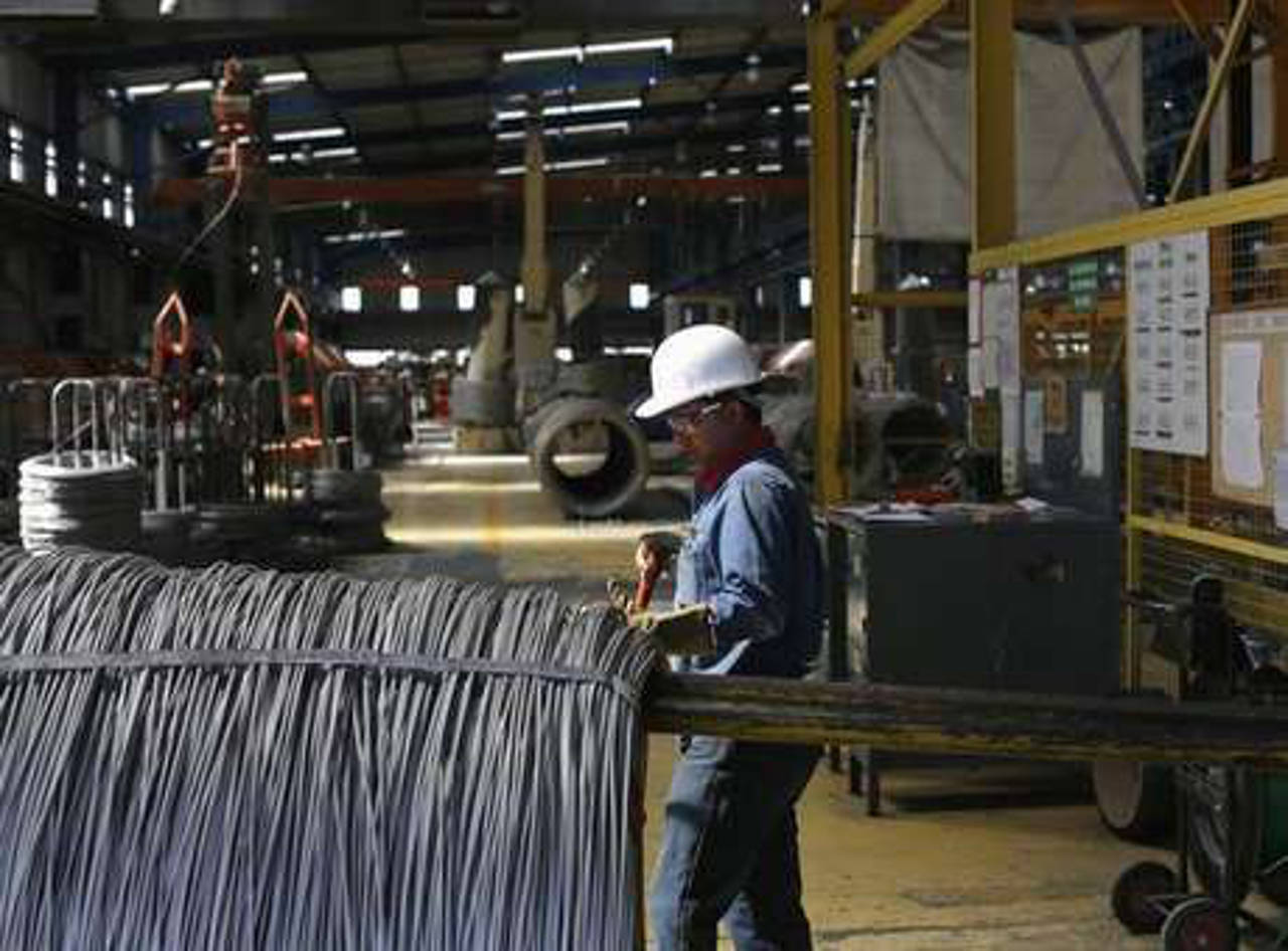 Industria siderúrgica de Estados Unidos avala TLCAN