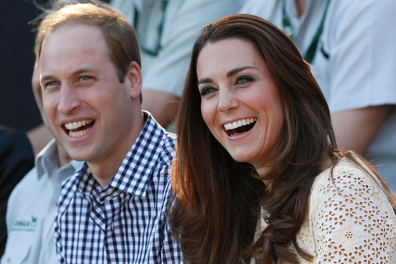 Los Duques de Cambridge esperan a su segundo hijo