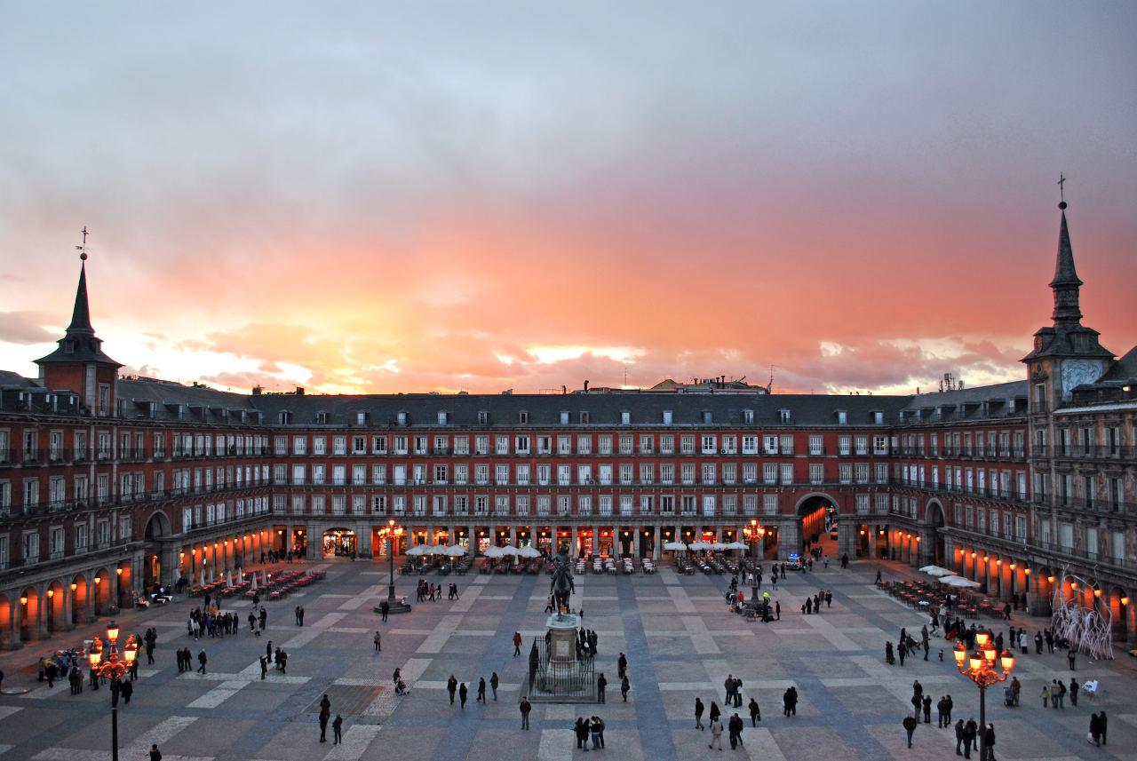 Madrid, tradición y vanguardia en la madre patria