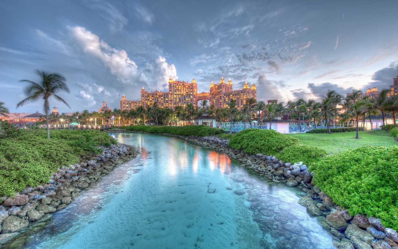 Las Bahamas, un paraíso en medio del Océano Atlántico