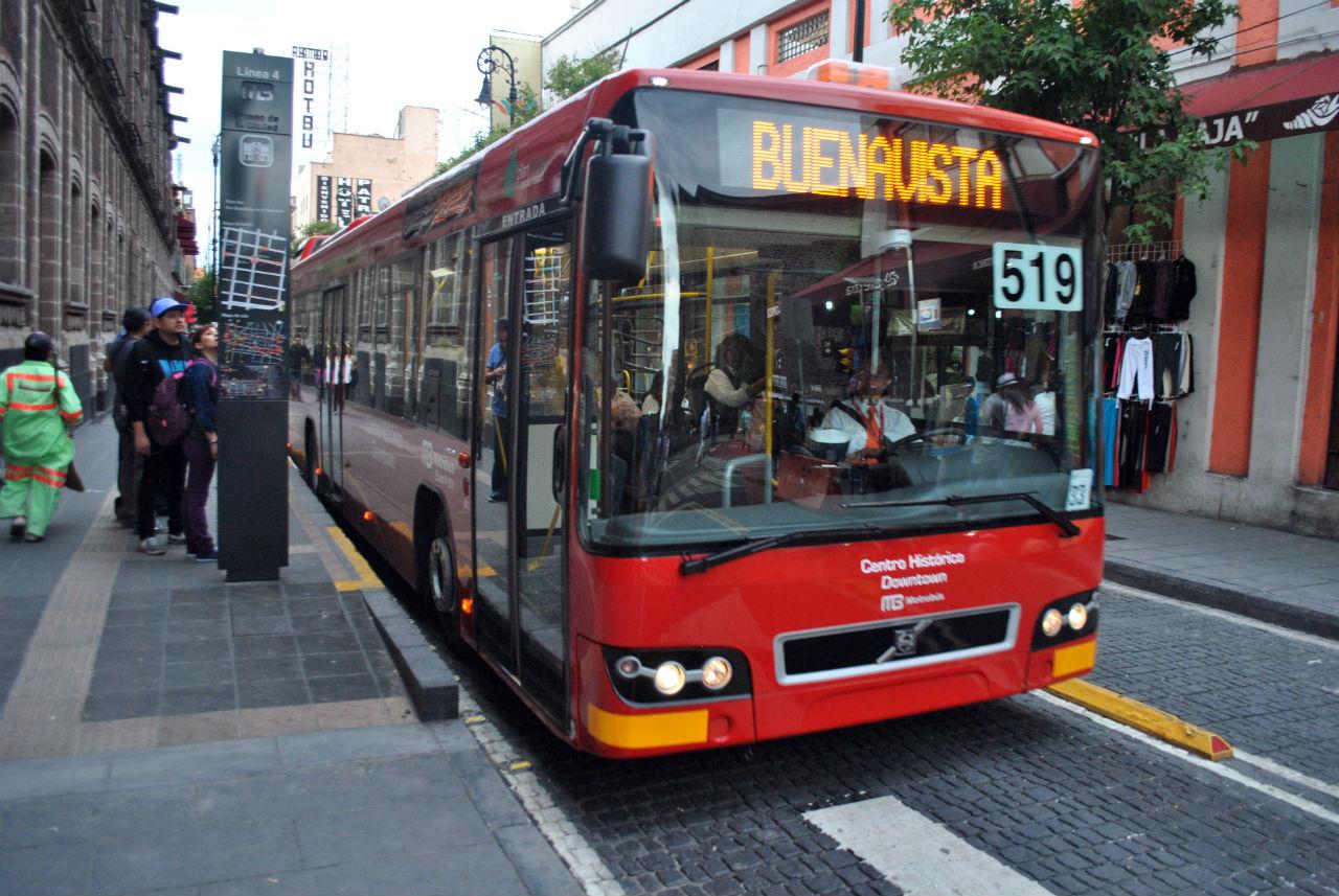 Cambiar autobuses viejos costaría 6,000 mdp en la Ciudad de México