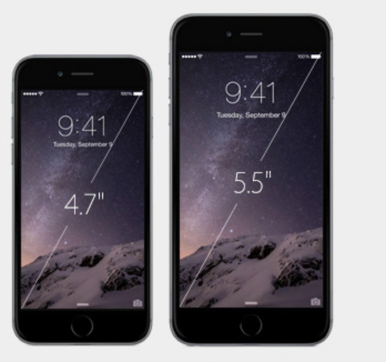 Apple presenta nuevo iPhone 6 con pantalla más grande
