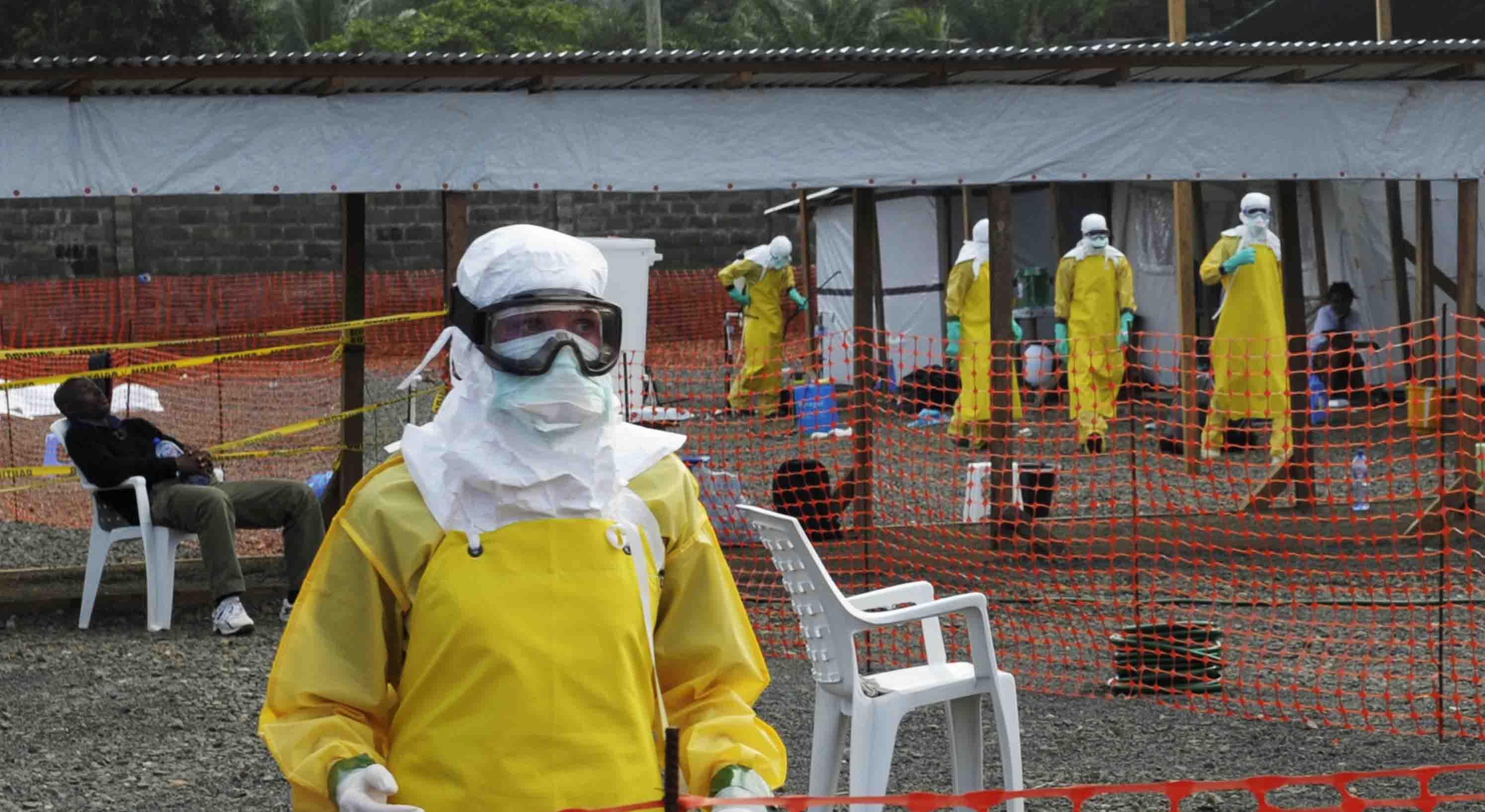 Cifra por muertos de ébola aumenta a 6,583 en diciembre
