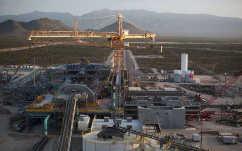 ICA obtiene contrato con Goldcorp para mina Peñasquito