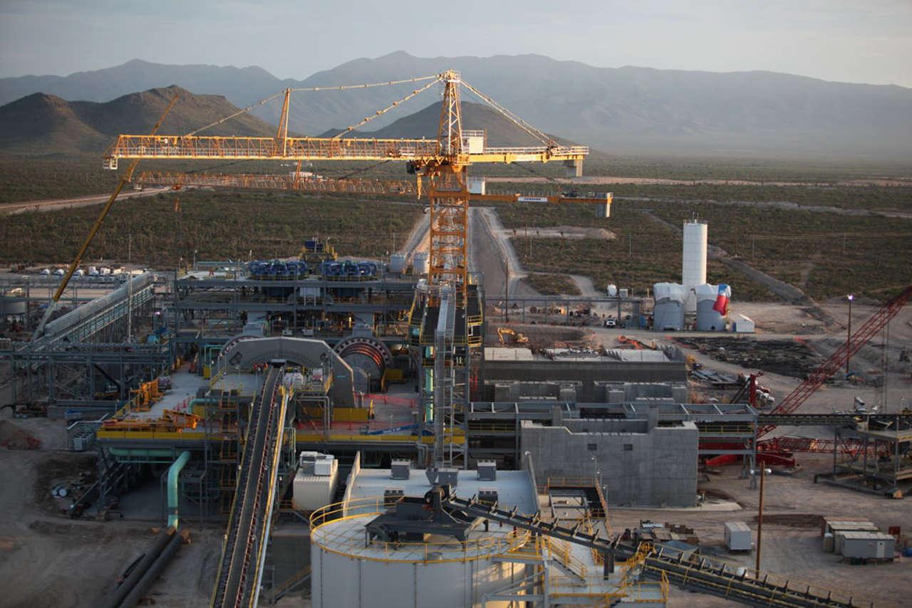 Goldcorp dice que comunidades levantan bloqueo a mina de oro Peñasquito