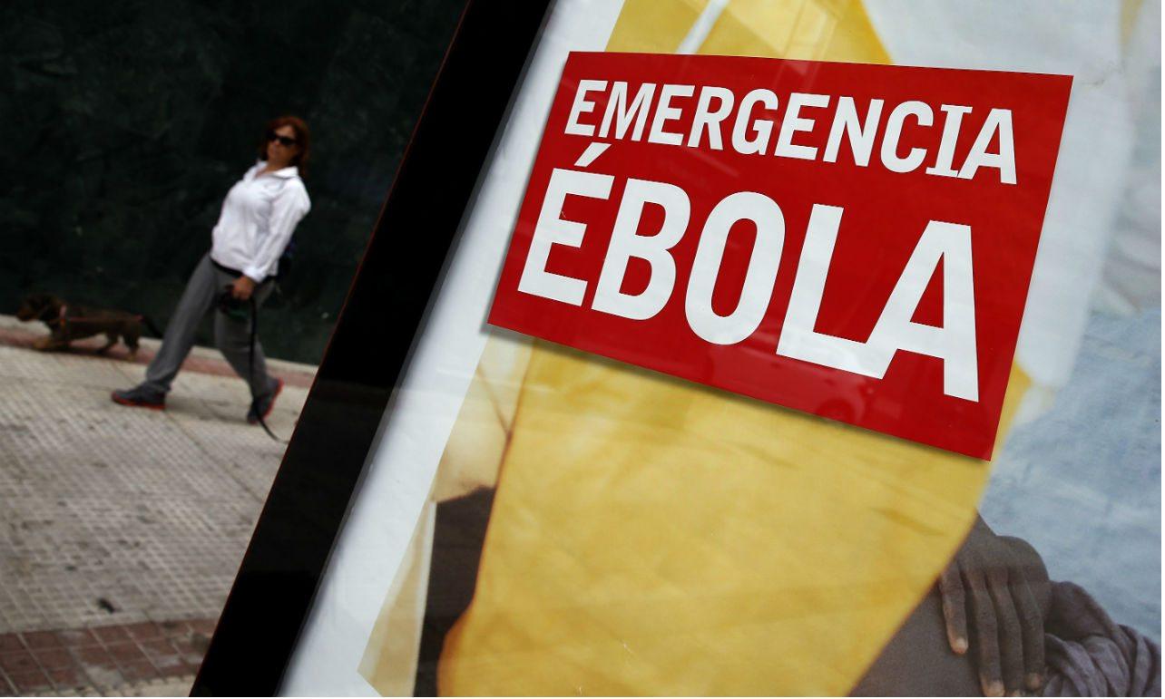 NY aisla a niño por posible caso de ébola