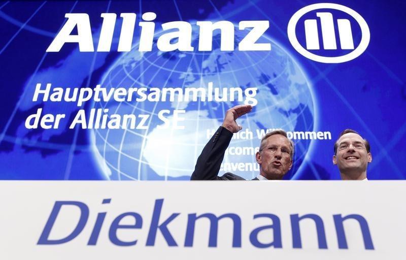Allianz cambiará de presidente antes de lo previsto