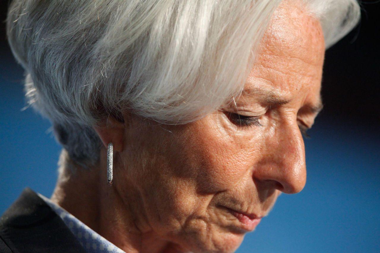 Jefa del FMI dice que nadie gana en una guerra comercial