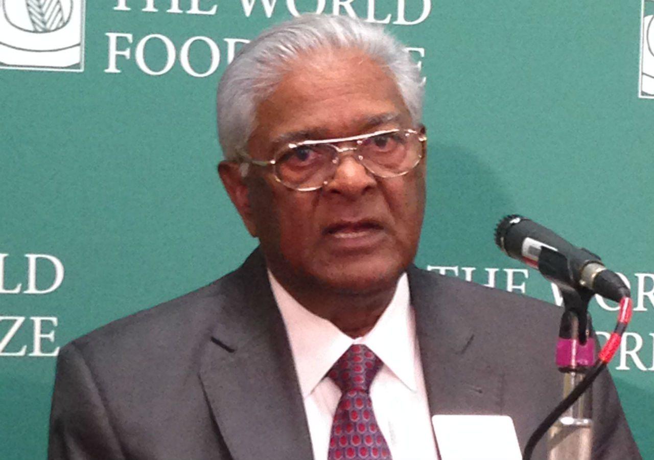 El 'Nobel de Agricultura' que decidió ser mexicano