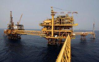 """Plataforma petrolera """"Ku Maloob Zaap"""" de la estatal Pemex en la Bahía de Campeche, México. (Foto: Reuters)"""