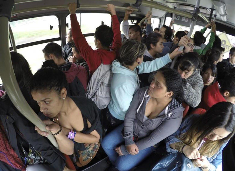 Transporte de México, el segundo más peligroso para mujeres