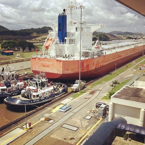 Canal de Panamá recibe 4,000 buques desde 2016