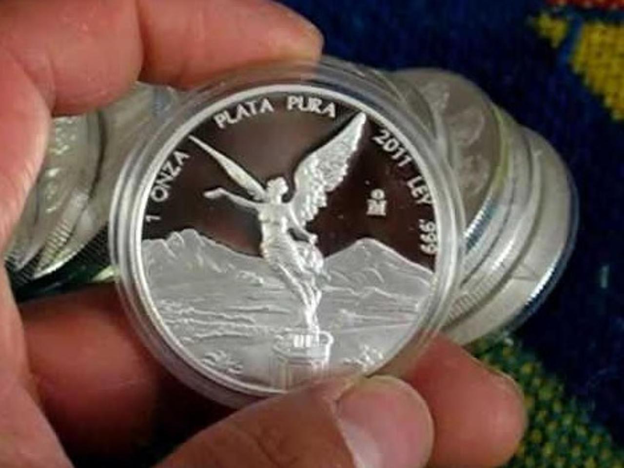Demanda de onzas de plata libertad se mantiene fuerte forbes m xico - Cuberterias de plata precios ...