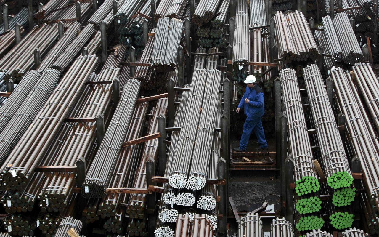 El futuro está en la defensa del acero