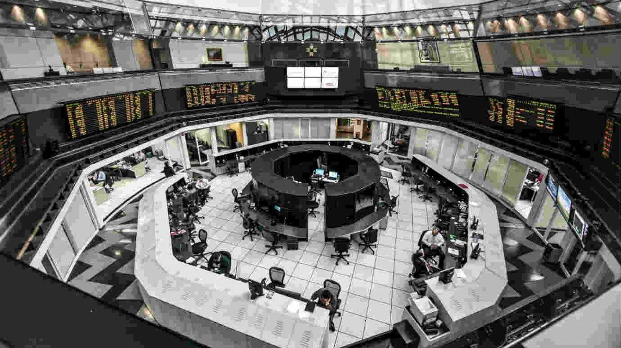 Bolsa mexicana inicia con caída la jornada y perfila baja mensual