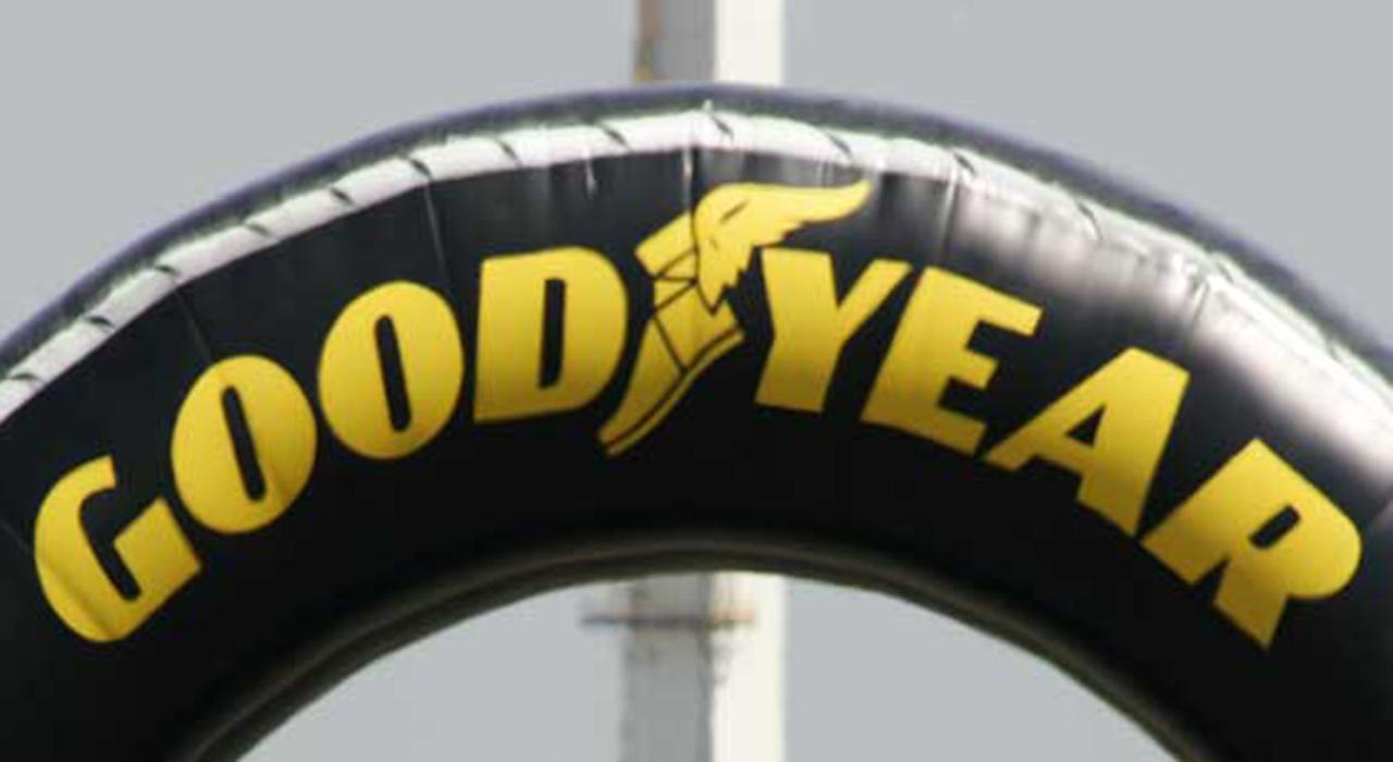 Goodyear convierte la cáscara de arroz en llantas
