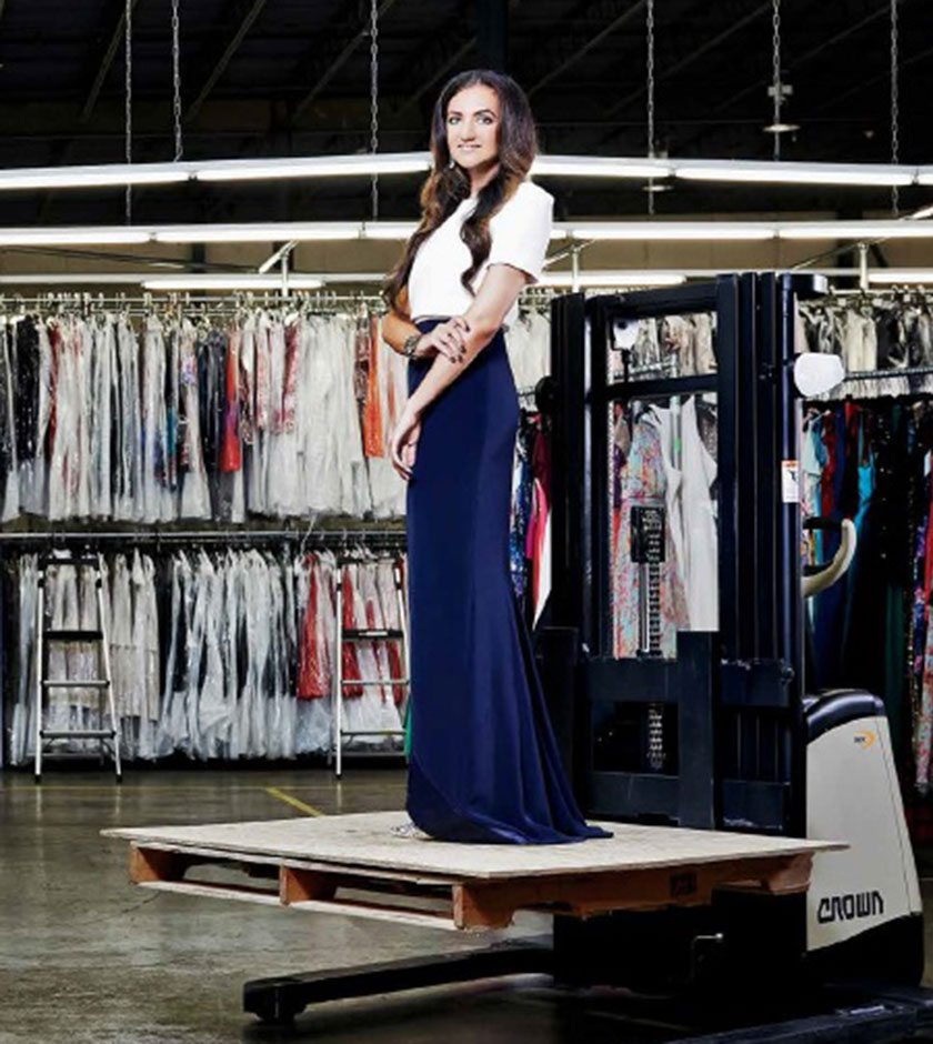 La startup que permite lucir alta costura a un precio accesible