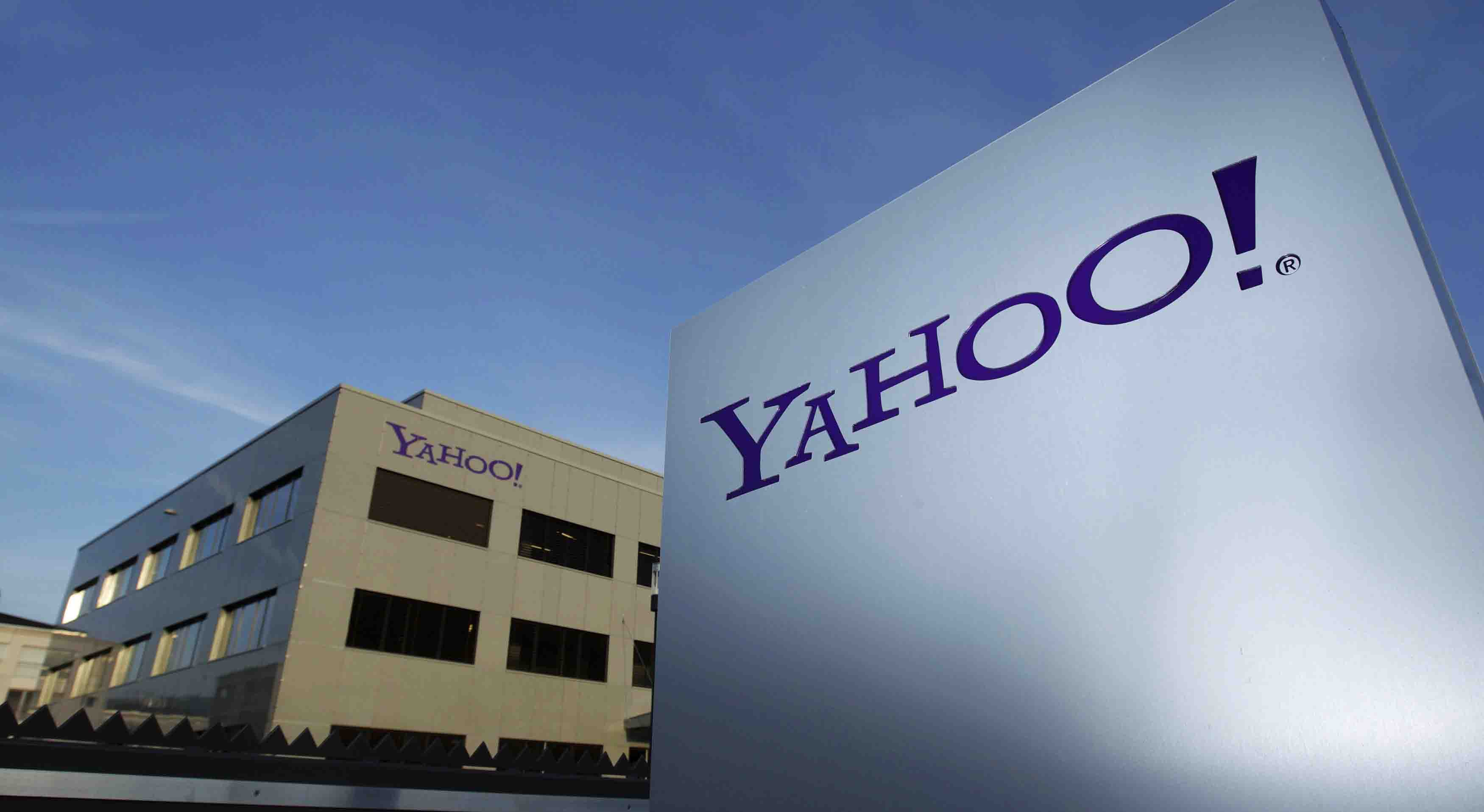 Ingresos de Yahoo superan expectativas