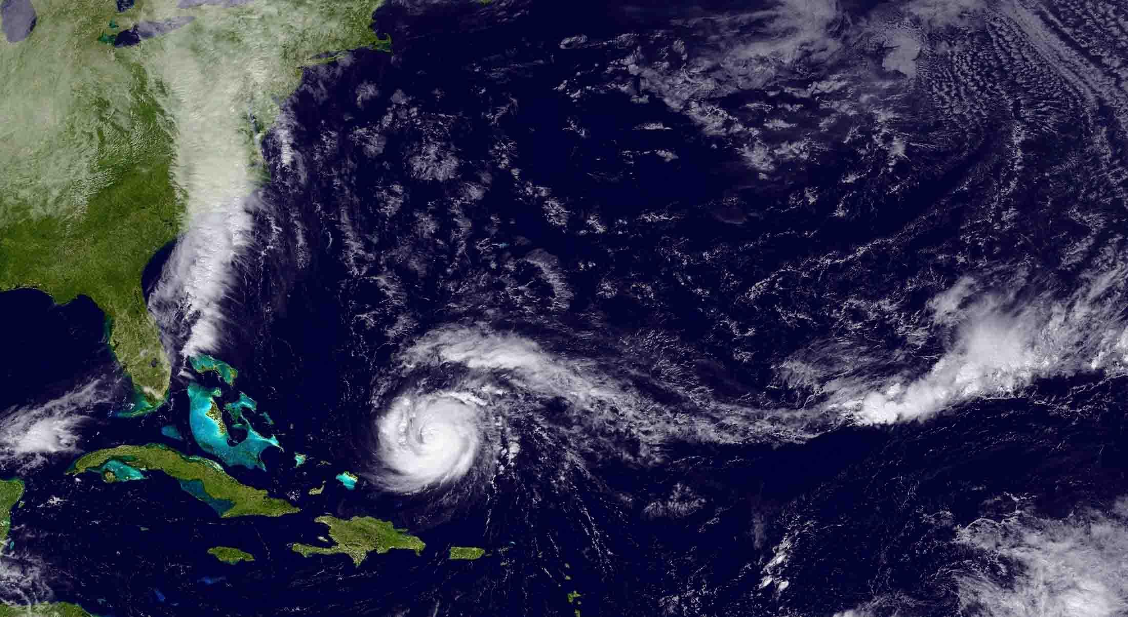 Los 7 huracanes más caros para las aseguradoras en México