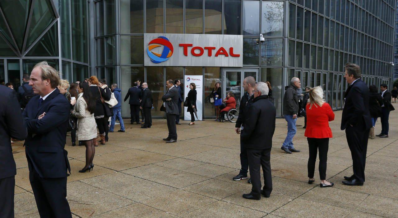 Total abandona al grupo de presión energético más importante de EU