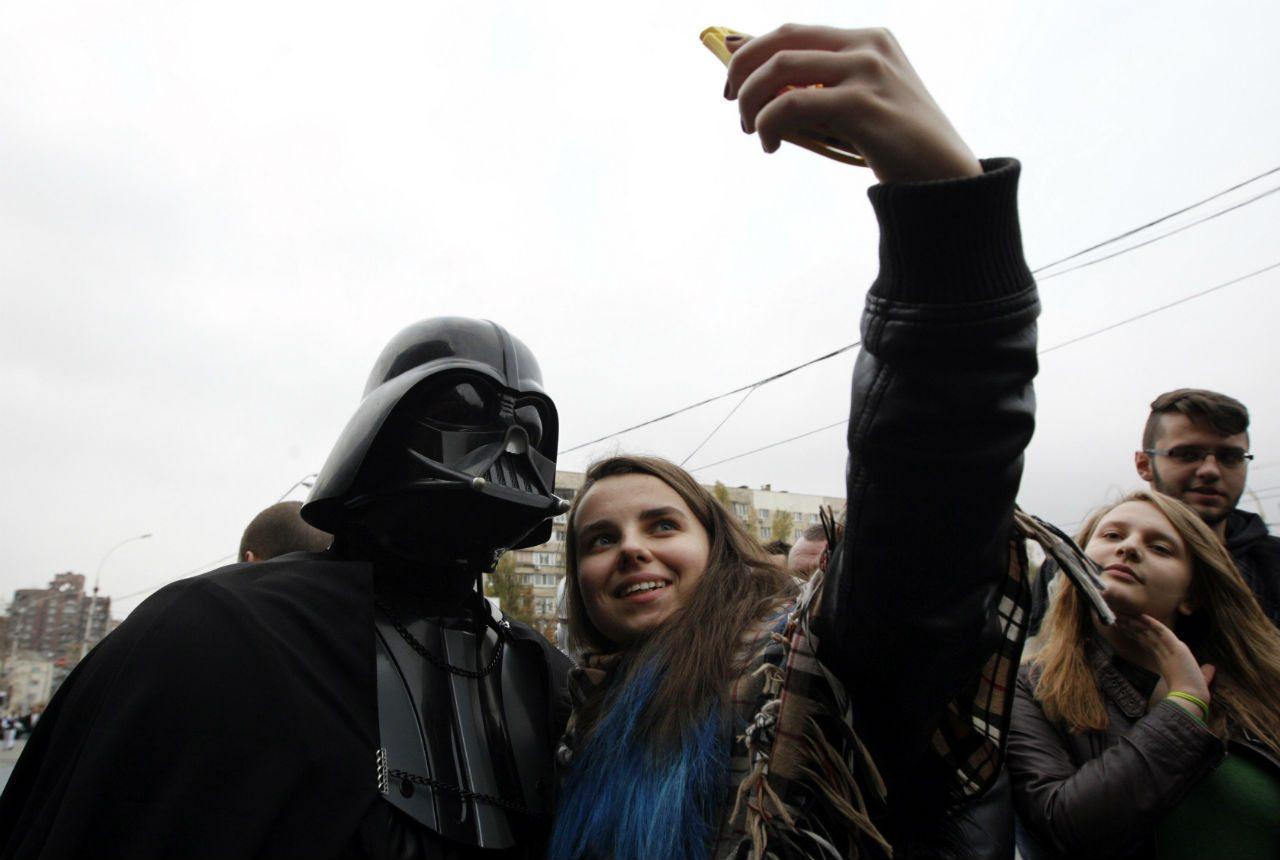 La fuerza: Darth Vader y el lado oscuro en los negocios / I