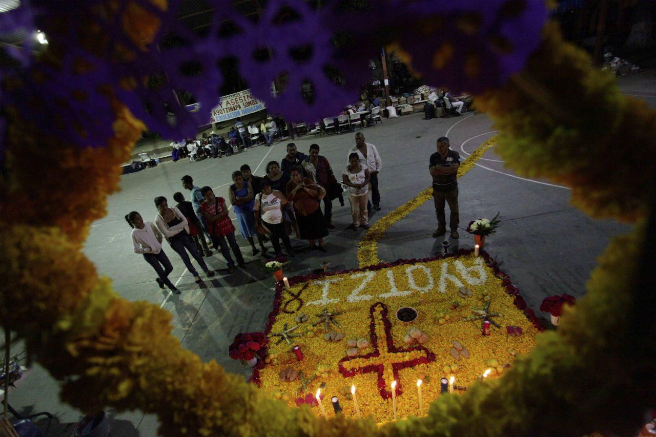 CNDH detecta 'serias fallas' en investigación del caso Ayotzinapa