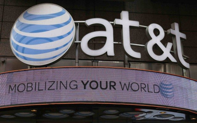 Una tienda de AT & T en Nueva York (Foto: Reuters)