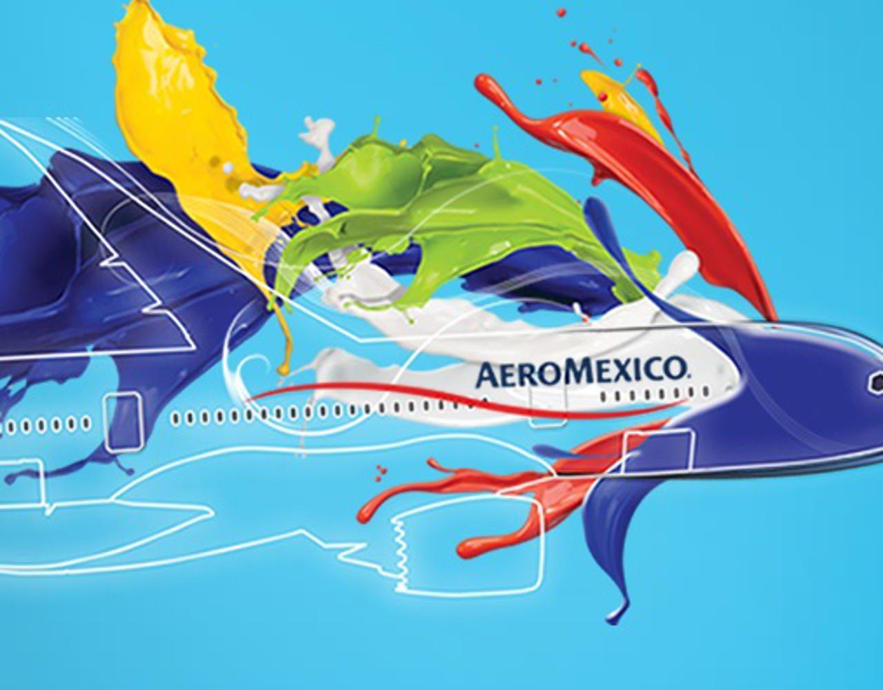 Aeroméxico lanza convocatoria para diseño de su nuevo Boeing