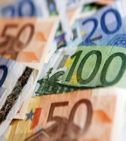 Actividad empresarial de zona euro se mantiene débil