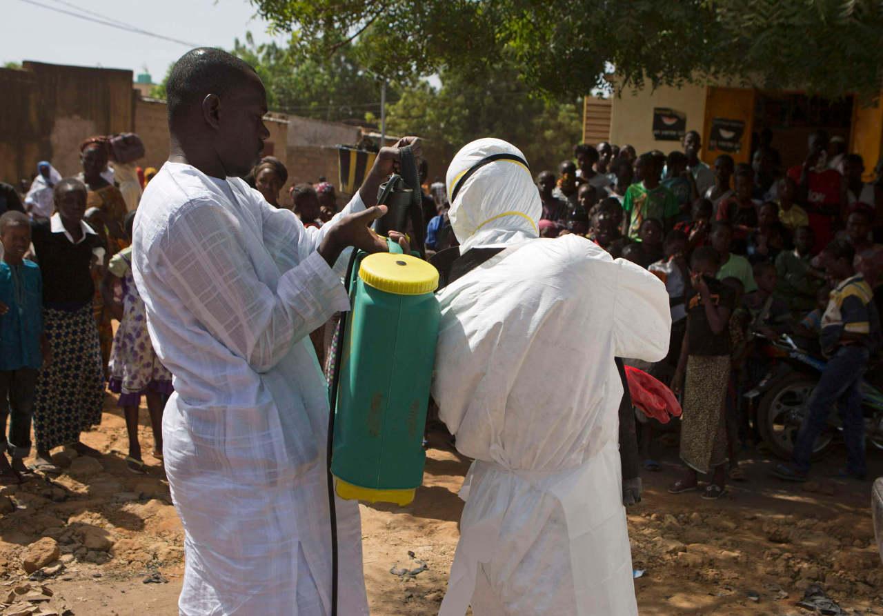 OMS comienza análisis de medicina contra ébola