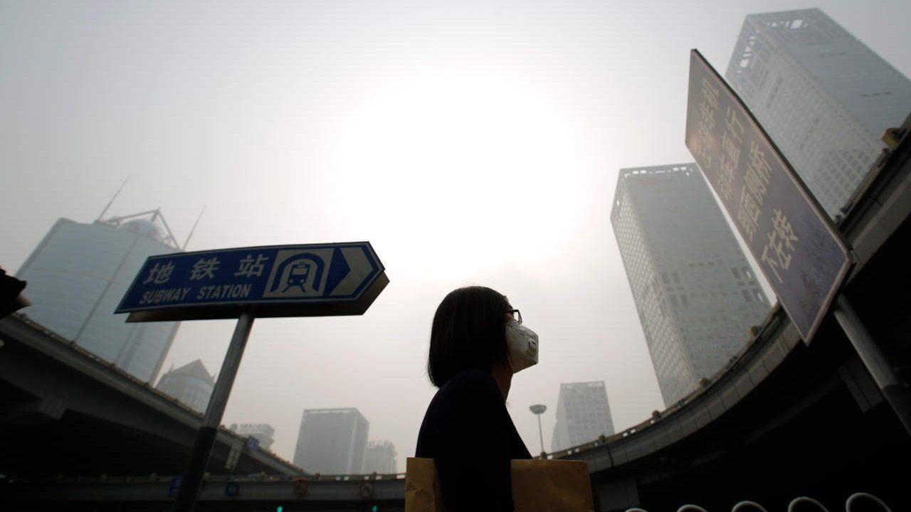 OCDE pide intensificar esfuerzos contra el calentamiento global