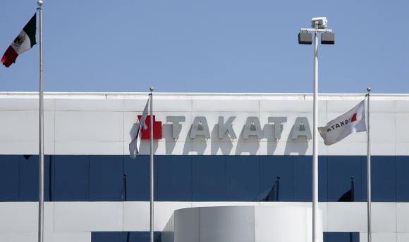 Takata incrementará producción de repuestos para airbags