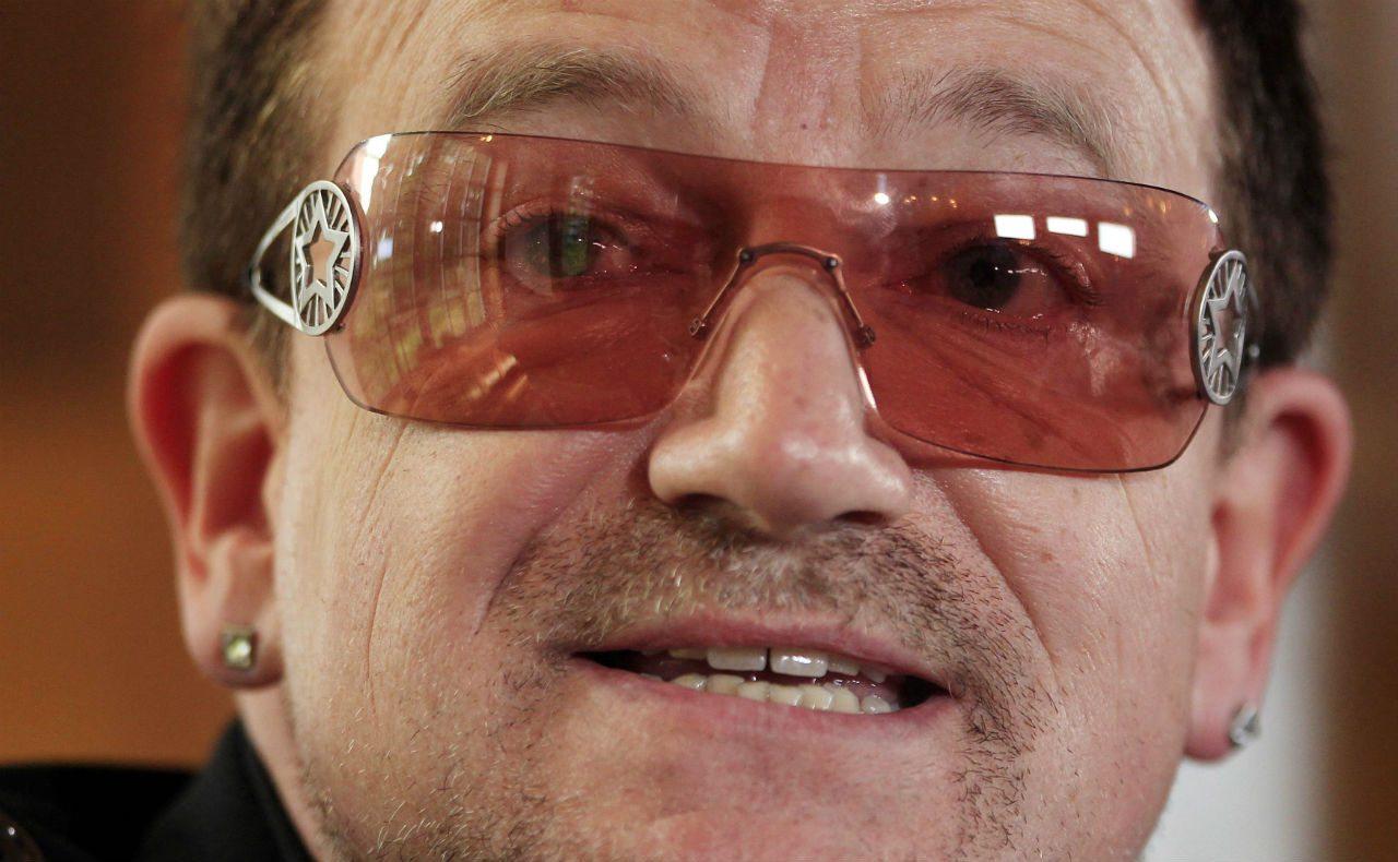 Bono defiende a Spotify ante críticas