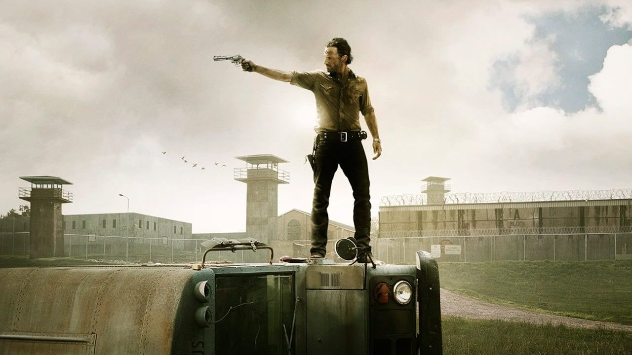 The Walking Dead frena rodaje por accidente fatal