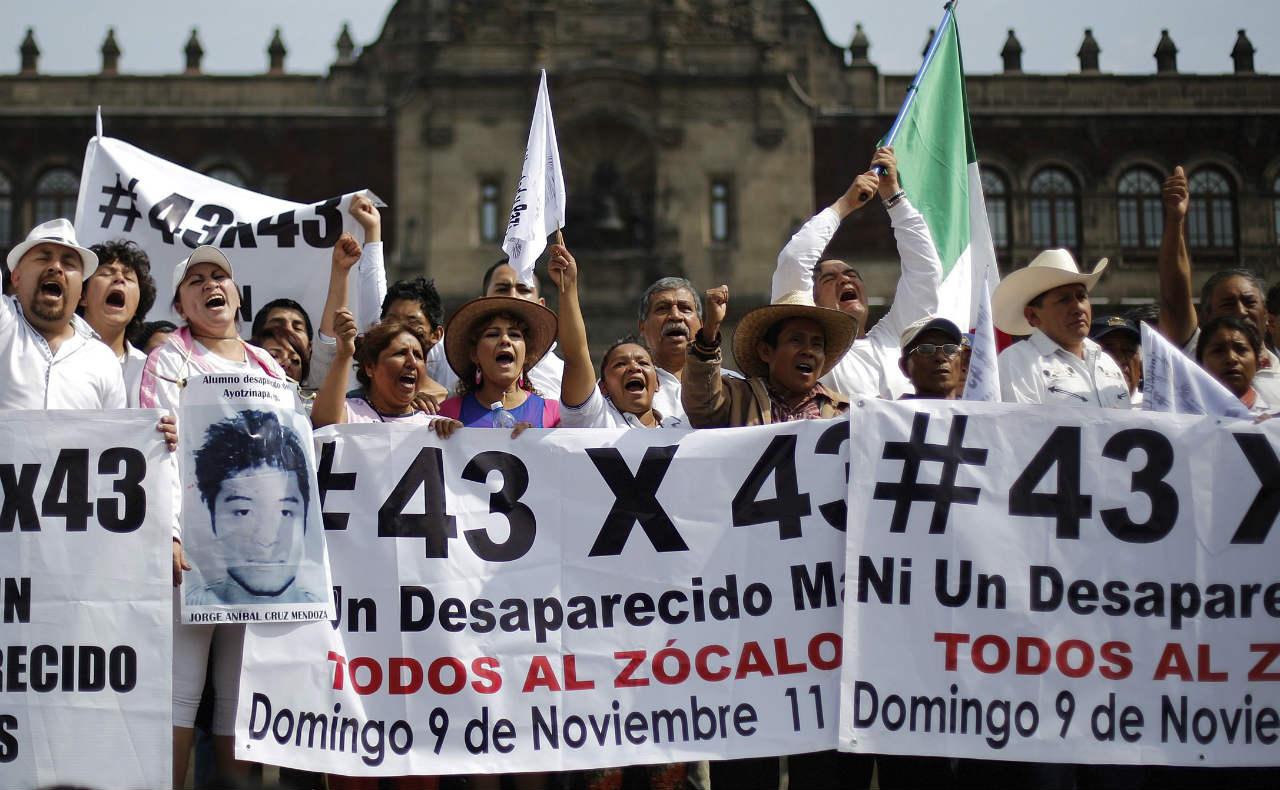 #Ayotzinapa4Años: EPN sigue lamentando desaparición de normalistas